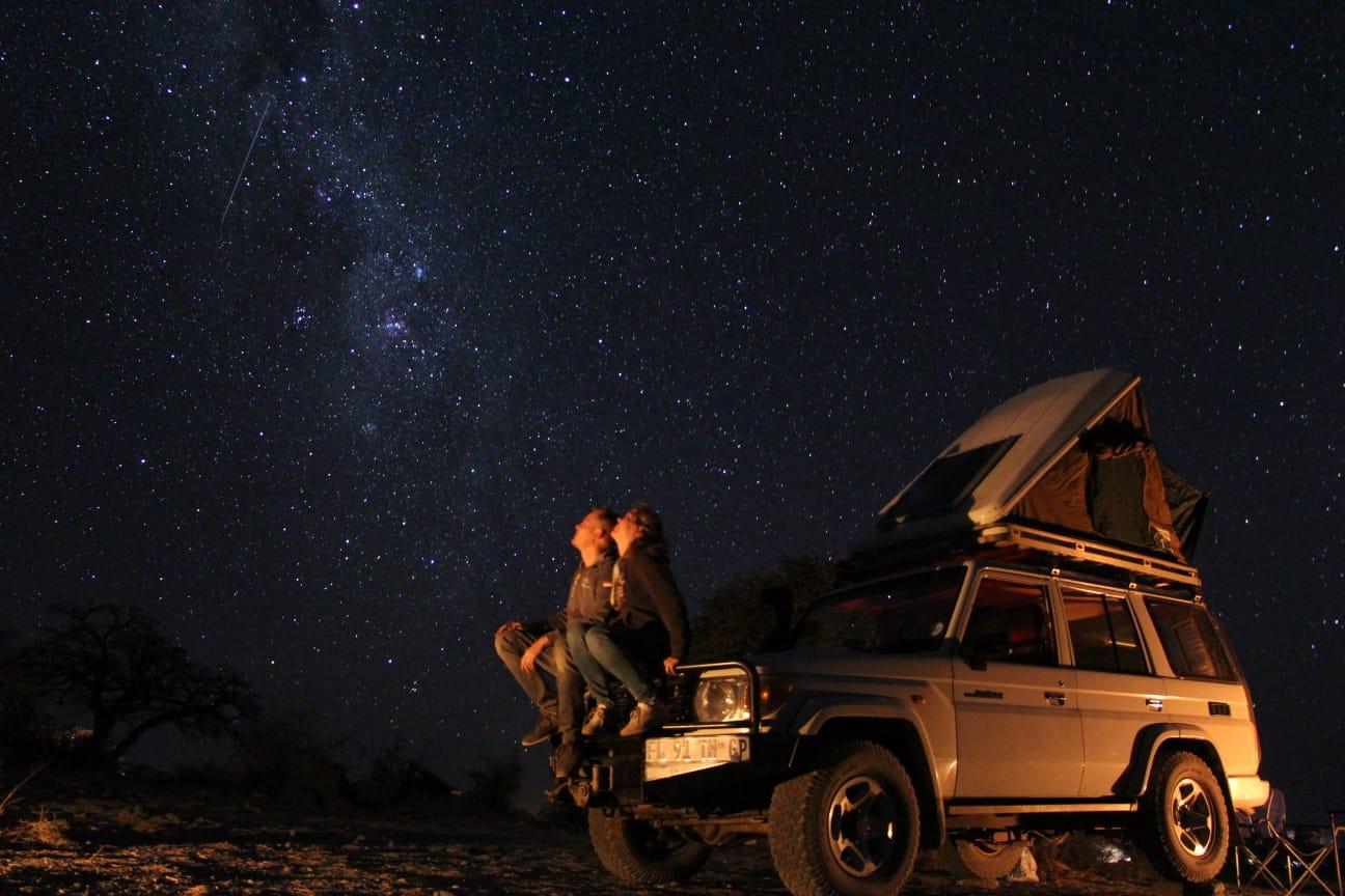 SA Car Hire Amongst The Stars